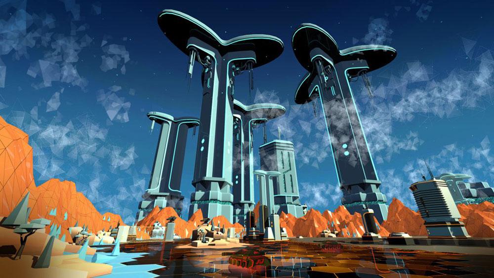 Battlezone (только для VR) (PS4) Rebellion