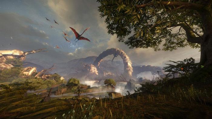 Robinson:  The Journey (только для VR) (PS4) Crytek Studios