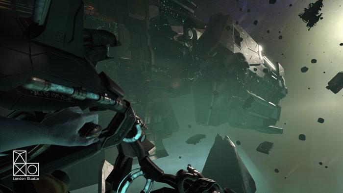 VR Worlds (только для VR) (PS4) SIE London Studio