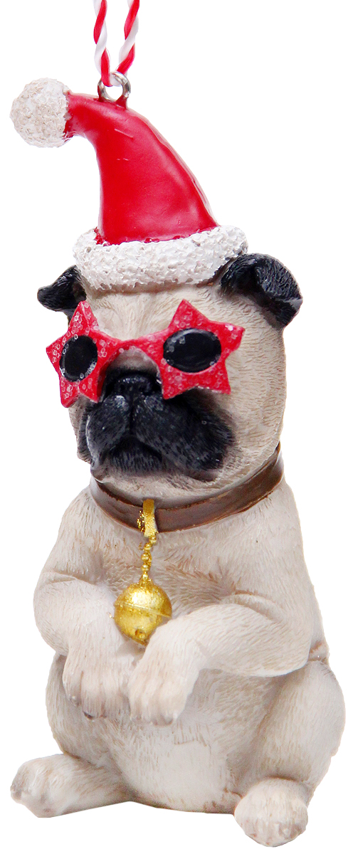 Украшение новогоднее подвесное Феникс-Презент Собака в красных очках, высота 10 см41954Новогоднее подвесное украшение Феникс-Презент Собака вкрасных очках выполнено из полирезина в виде собаки в очках.С помощью специальной петельки украшение можно повеситьв любом понравившемся вам месте. Но, конечно, удачнее всегооно будет смотреться на праздничной елке. Елочная игрушка - символ Нового года. Она несет в себеволшебство и красоту праздника. Создайте в своем домеатмосферу веселья и радости, украшая новогоднюю елкунарядными игрушками, которые будут из года в год накапливатьтеплоту воспоминаний.