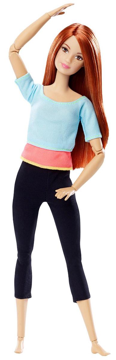 Barbie Кукла Безграничные движения цвет одежды голубой черный barbie кукла безграничные движения цвет одежды розовый