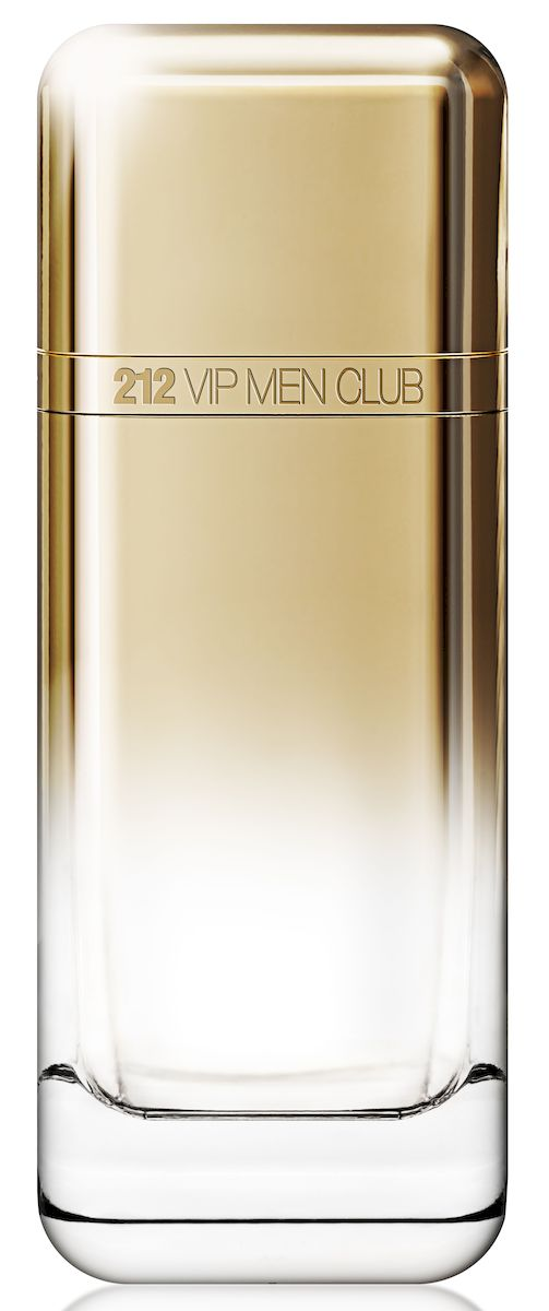 Carolina Herrera 212 VIP CLUB MEN Туалетная вода, мужская, 100 мл туалетная вода vip club туалетная вода vip club premium 100ml