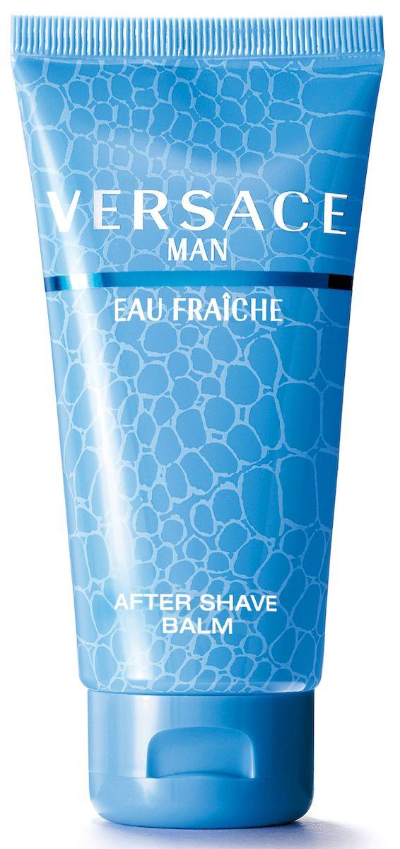 Versace Eau Fraiche Бальзам после бритья 75 мл - Бритье и депиляция