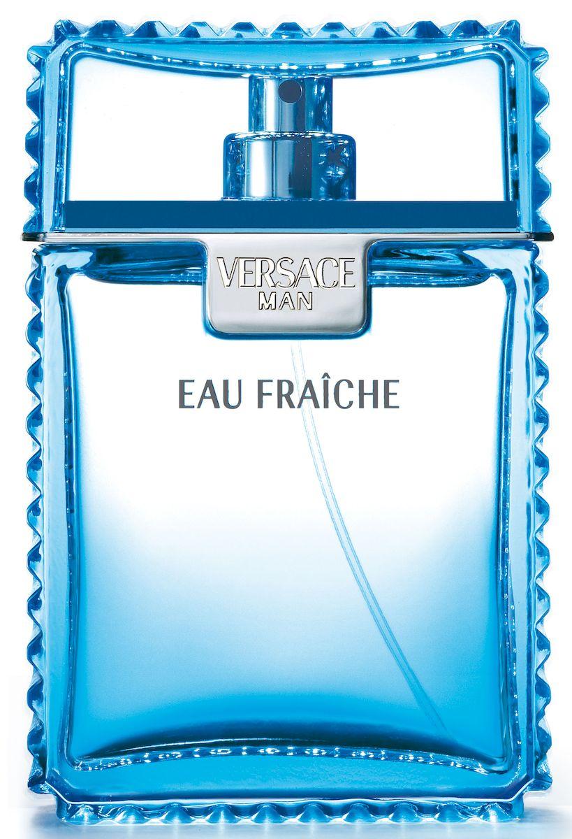 Versace Eau Fraiche Парфюмированный дезодорант спрей 100 мл versace versace man eau fraiche туалетная вода 50 мл