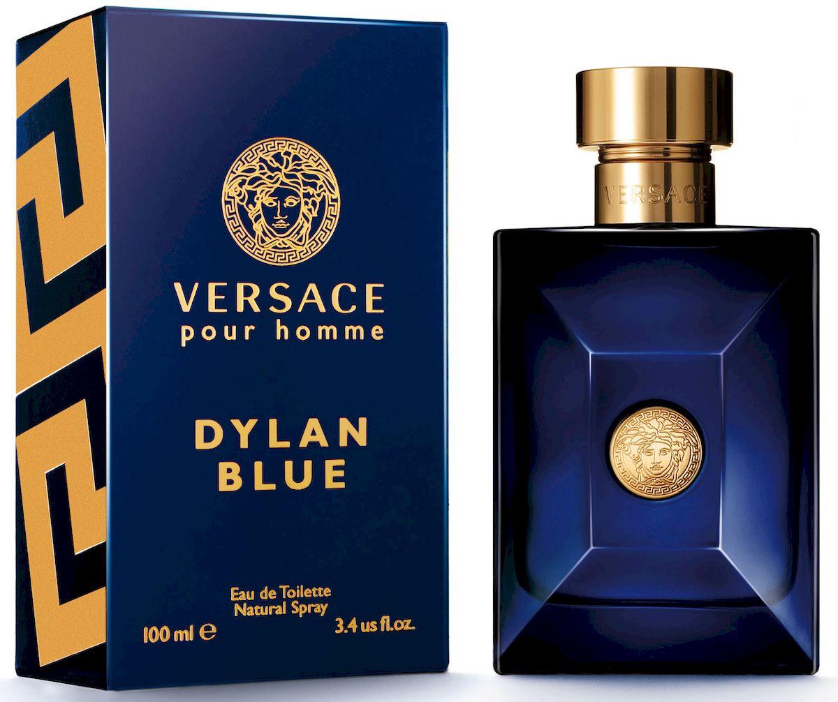 Versace Dylan Blue Туалетная вода 100 мл721010Dylan Blue - это воплощение современного мужчины Versace. Этот аромат с ярким индивидуальным характером пронизан мужественностью и харизмой. Уникальность этого фужерного аромата заключается в ярком древесном шлейфе - неповторимом сочетании природных компонентов и синтетических молекул последнего поколения.Верхняя нота: Калабрийский бергамот, Грейпфрут, Листья фигового дерева, Акватические ноты* (*фантазийный аккорд морской свежести).Средняя нота: Листья фиалки, Черный перец, Киприол, Амброксан, Пачули BIO.Шлейф: Минеральный мускус, Бобы тонка, Шафран, Ладан.Древесный ароматический фужерный.Dylan Blue - это воплощение современного мужчины Versace. Этот аромат с ярким индивидуальным характером пронизан мужественностью и харизмой.