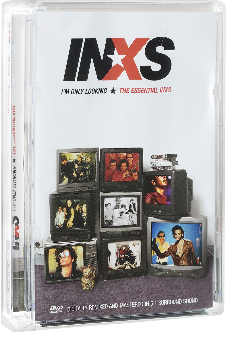 INXS: I'm Only Looking - The Best of INXS the taste taste the best of taste