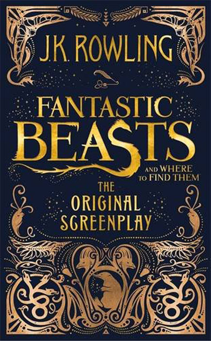 Fantastic Beasts and Where to Find Them: The Original Screenplay free shipping 10pcs lot fdb8447l to 263 new original