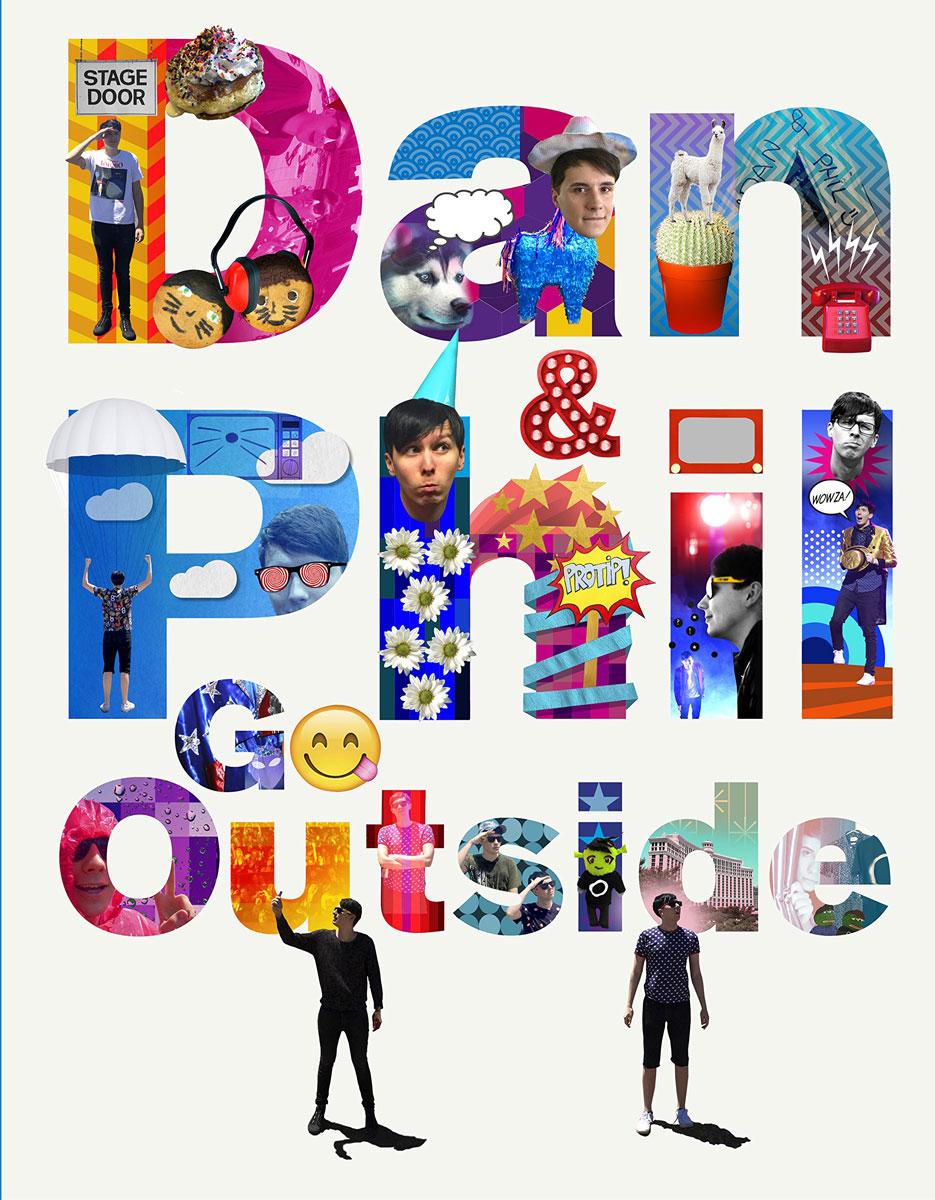 Dan and Phil Go Outside выключатель delixi cd300 86