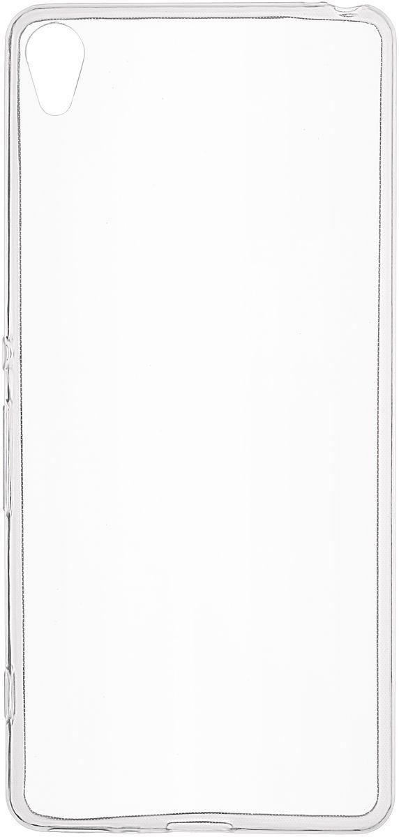Skinbox Slim Silicone чехол для Sony Xperia XA, Transparent чехол защитный skinbox lenovo vibe c2
