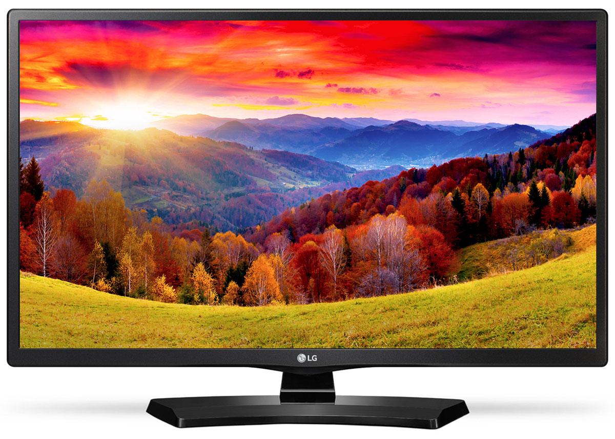 LG 28LH491U телевизор28LH491UТелевизор LG 28LH491U можно установить в гостиной, спальне или детской комнате, на даче или в гостиничном номере. Благодаря ему вы будете в курсе последних новостей, сможете смотреть фильмы, шоу, спортивные, образовательные передачи в высоком качестве.Металлический дизайн:Оцените обновлённый дизайн корпуса телевизора с металлическими элементами.Picture Wizard III: Система точной настройки Picture Wizard III позволяет вам быстро отрегулировать глубину чёрного, цветовую гамму, чёткость изображения и уровень яркости.Clear Voice III: Автоматическая система подавления шумов и усиления звучания голоса направлена на отделение основных звуков от фона, что помогает чётко слышать речь актёров и телеведущих.