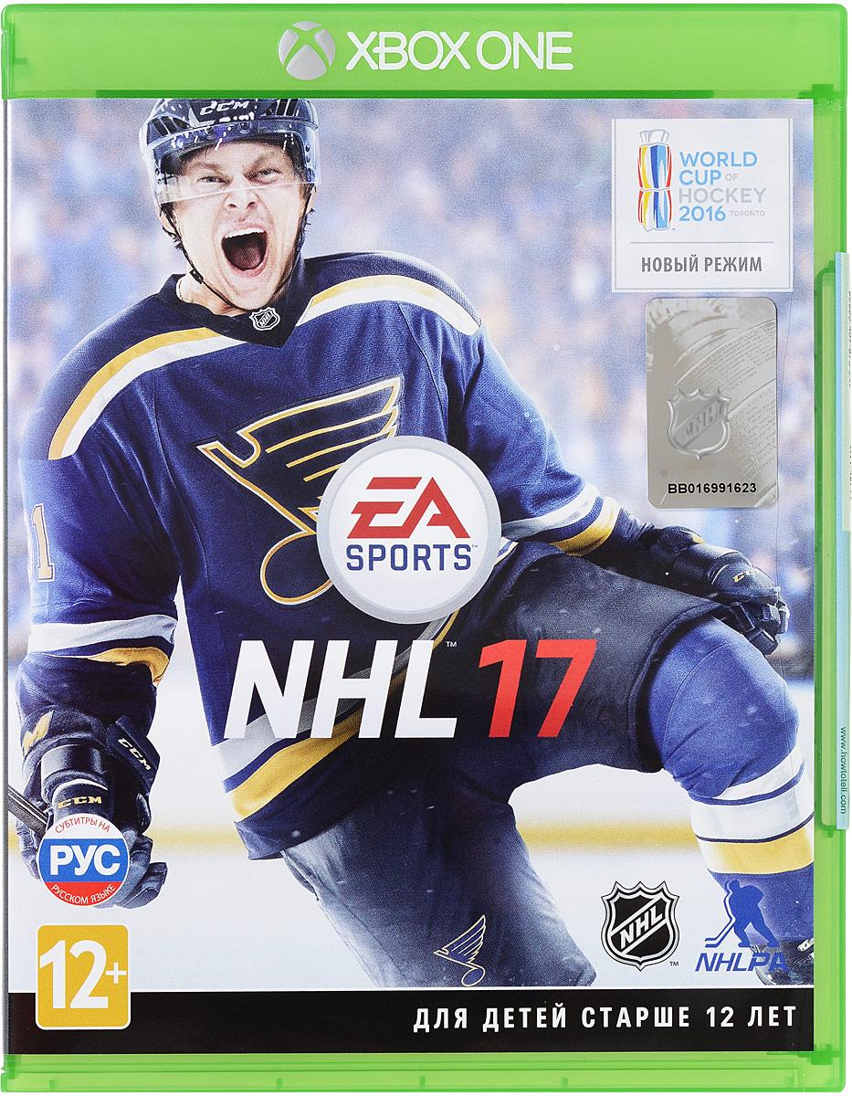 Zakazat.ru NHL 17 (Xbox One)