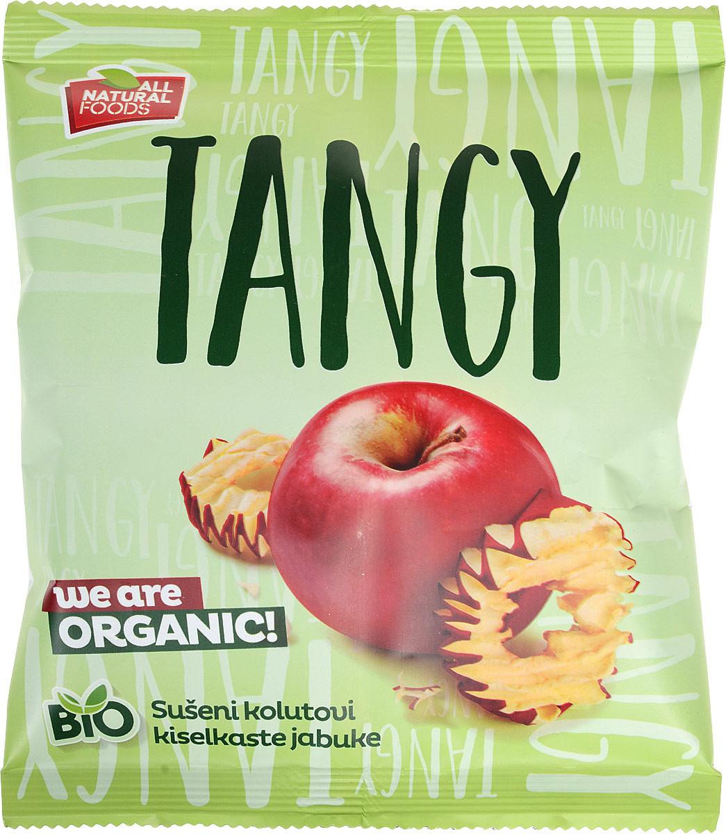 All Natural Foods сушеные колечки яблок кислый сорт, 20 г аммоний фтористый кислый купить в пензе