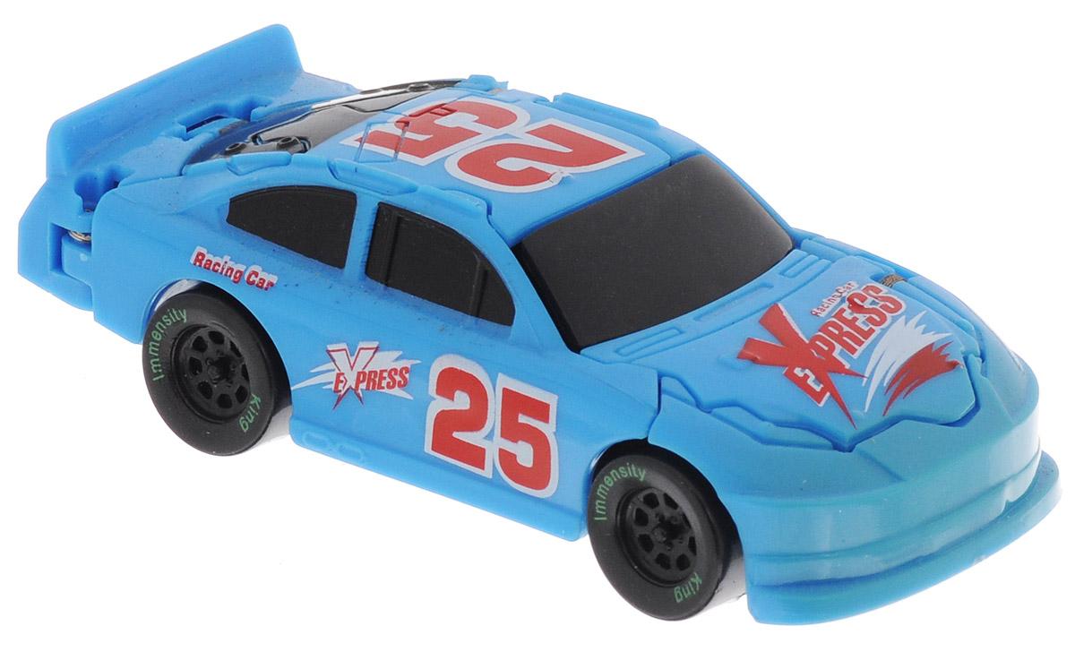 Big Motors Машинка Краш-тест цвет голубой big игрушки