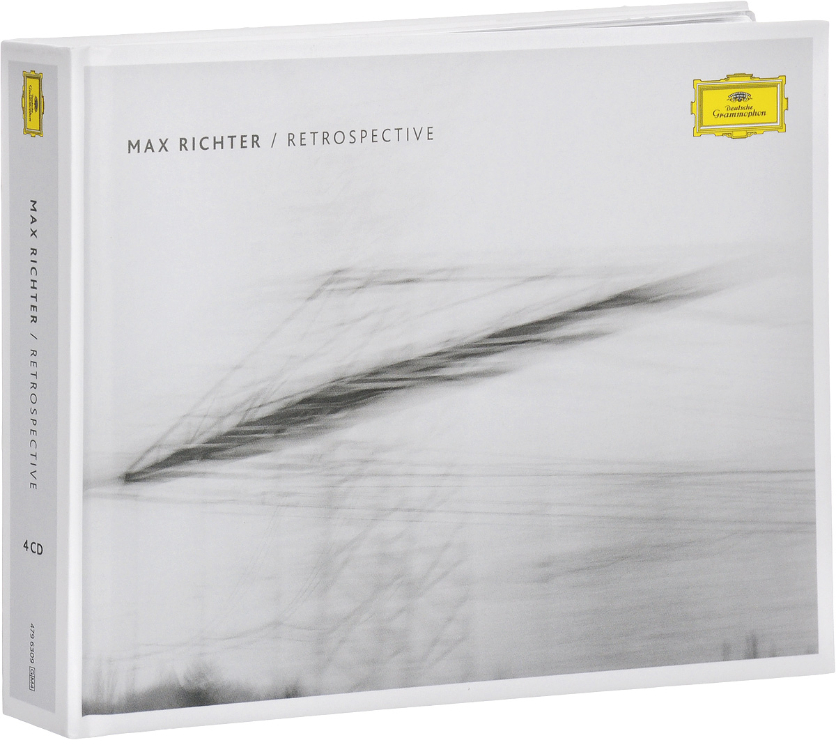 Max Richter. Retrospective (4 CD)
