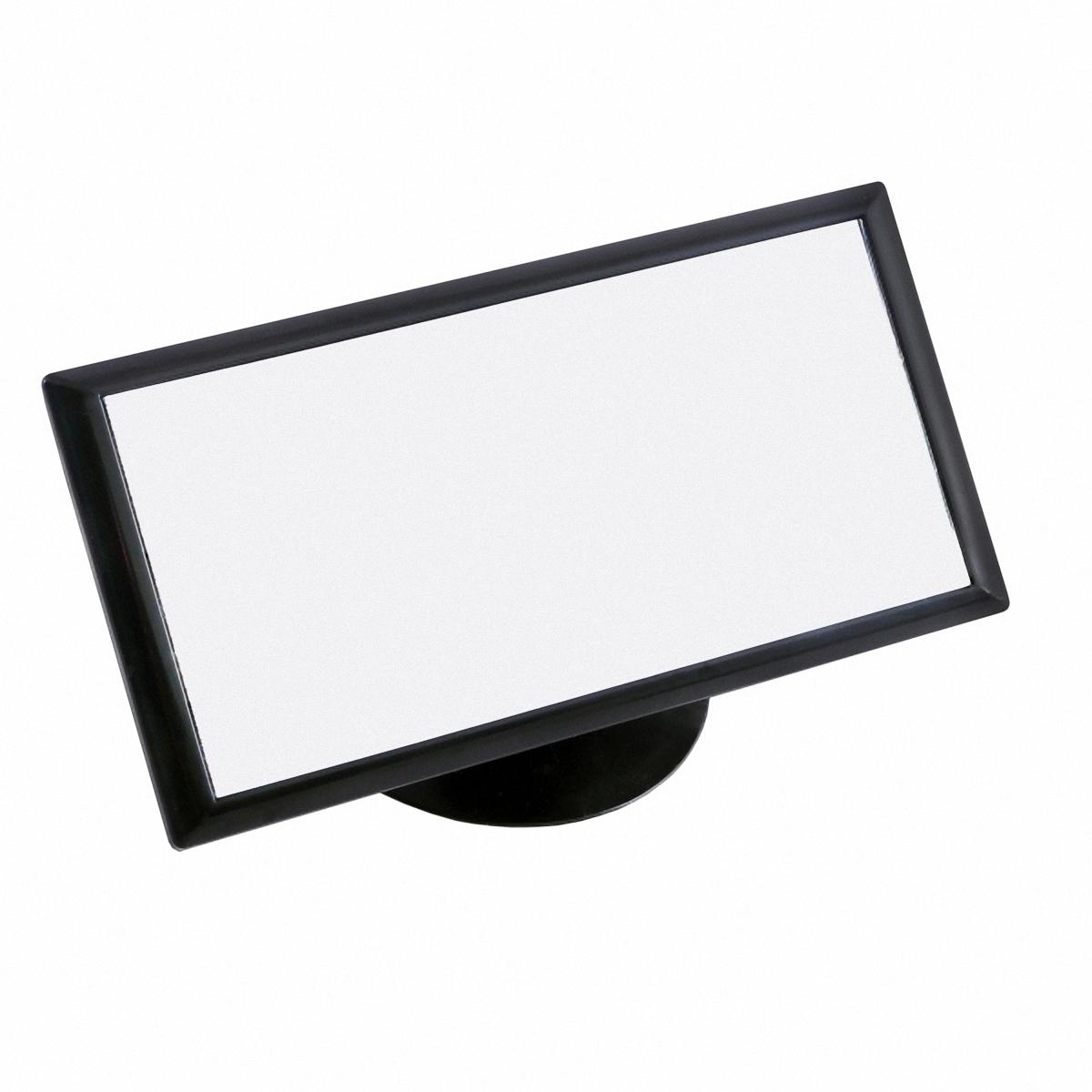 Зеркало внутрисалонное Skyway, на присоске. S01001001S01001001Зеркало внутрисалонное на присоске изготовлено из прозрачного стекла. Легко установить и закрепить на стекле.