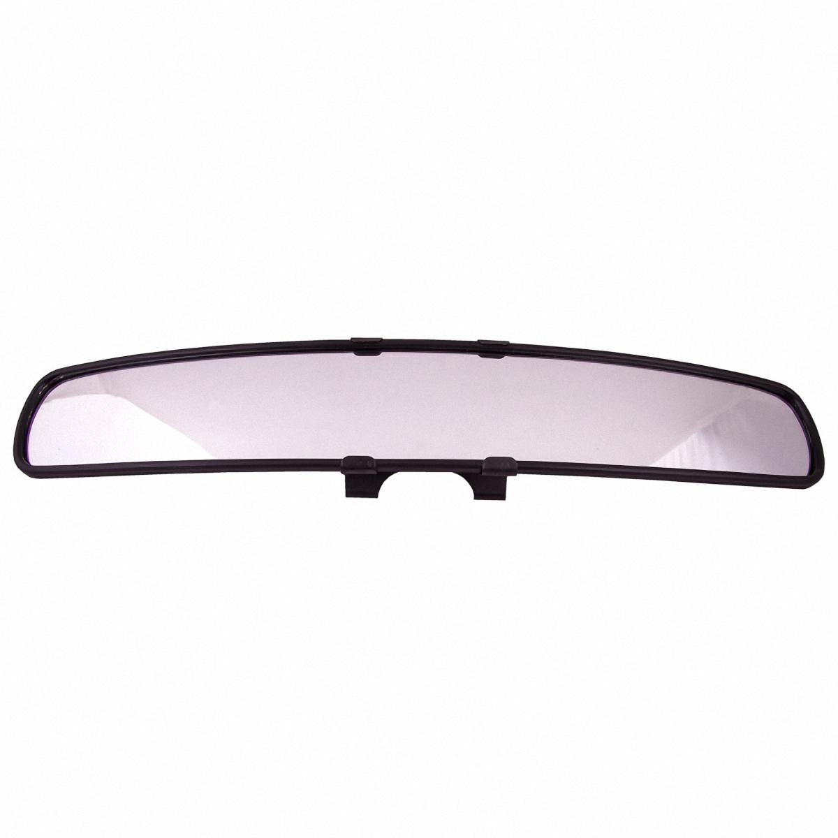 Зеркало внутрисалонное Skyway, панорамное. S01001004S01001004Зеркало внутрисалонное, панорамное, 17 (430мм), изготовлено из ABS-пластика и высококлассного хромированного стекла. Позволяет водителю видеть предметы, находящиеся за автомобилем, значительно расширяя обзор и снижая риск аварийноопасных ситуаций.Особенности: Конструкция внутрисалонного панорамного зеркала спроектирована таким образом, чтобы оно расширяло зону заднего обзора, захватывая слепые зоны.Высококлассное хромированное стекло снизит риск ослепления и избавит от раздвоенных изображений. Лёгкий вес и тонкая конструкция. Зеркало заднего вида Skyway просто в установке и подходит для всех моделей автомобилей.