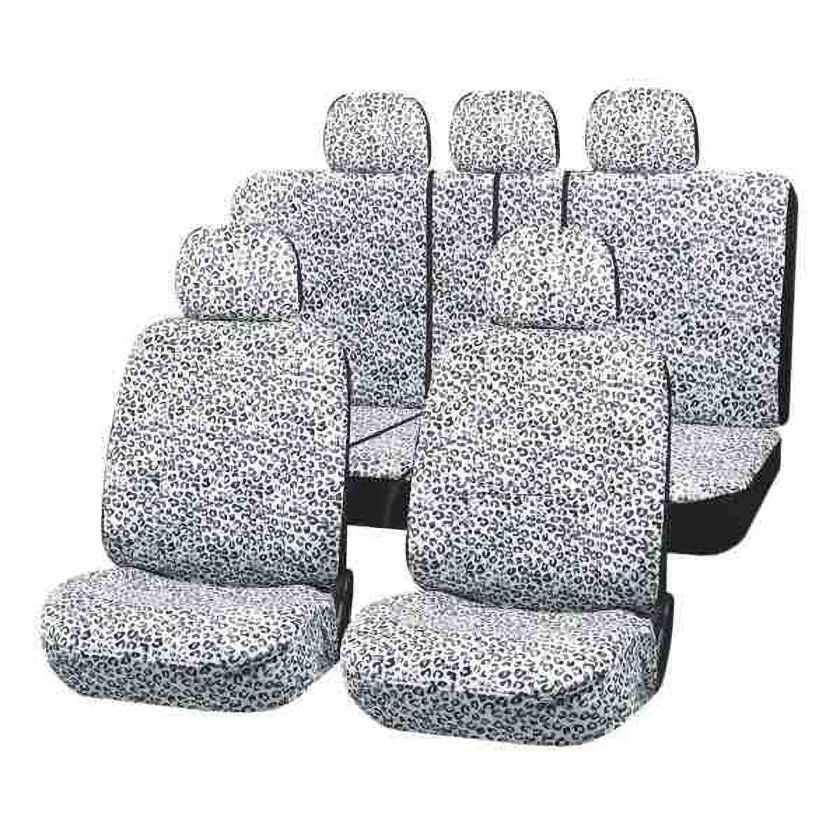 Чехол на сиденье Skyway, 11 предметов. S01301085S01301085Комплект чехлов на сиденья Skyway выполнен из вельвета. Многослойная структура изделия и спинка из тонкой тянущейся ткани позволяют максимально точно повторять контур сидений, делая чехлы универсальными. Крепятся при помощи резинок. В спинках передних сидений имеется удобный карман. Чехлы разделены на 2 части для удобства одевания. Специальные молнии на чехлах задних сидений позволяют использовать подлокотник.В комплект входит 11 предметов на все элементы передних и задних сидений.