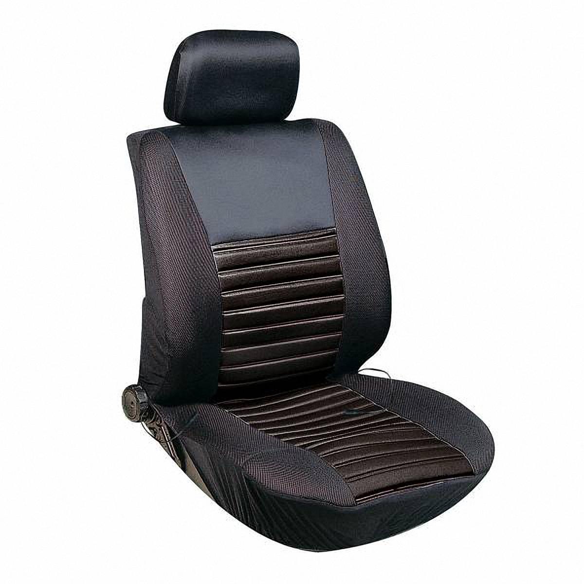 Чехол автомобильный Skyway, с подогревом, 116 х 56 смS02202001Чехол на сиденье Skyway, изготовленный из велюра, предназначен для обогрева водителя или пассажира в автомобиле. Особенности:Универсальный размер.Снижает усталость при управлении автомобилем.Обеспечивает комфортное вождение в холодное время года. Простая и быстрая установка.Умеренный и интенсивный режим нагрева.Терморегулятор для изменения интенсивности нагрева.Защита крепления шнура питания к подогреву.Питание от гнезда прикуривателя 12В.Размер: 116 х 56 см.
