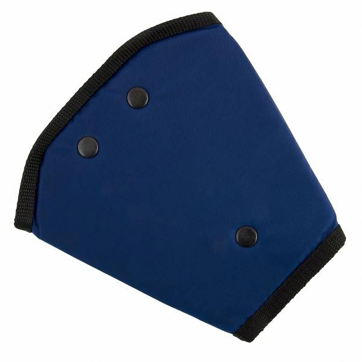 Адаптер ремня безопасности Skyway, цвет: темно-синий. S04006002S04006002Детский адаптер ремня безопасности Skyway, изготовленный из брезента, удерживает ремень безопасности в положении, удобном для человека небольшого роста. Удерживающее устройство можно установить на любой трёхточечный ремень безопасности. Подходит для ремней безопасности как слева, так и справа. При перевозке ребёнка до 12 лет адаптер ремня безопасности разрешено устанавливать только на ремни заднего сиденья.Адаптер прост в установке, легко фиксируется при помощи быстрозастегивающегося крепления.Изделие уменьшает давление ремней на тело ребёнка, удаляет ремень от лица ребенка, обеспечивая ему комфорт во время поездок.Тип крепления: кнопки.