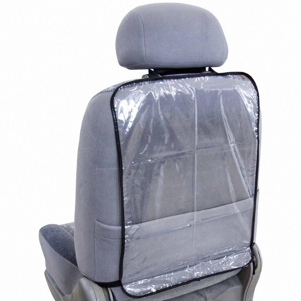 Накидка защитная Skyway, на спинку сидения, 37 х 55 см. S06101008S06101008Защита спинки сидения Skyway совмещает в себе функции органайзера и защиты спинки сиденья. Позволяет компактно разместить все необходимые автомобилисту инструменты и аксессуары: от отвертки до детских книг. При этом надежно защищает сиденье от загрязнений и повреждений. Органайзер оснащен карманом, изготовлен из водонепроницаемого и прочного материала. Легко устанавливается и не требует дополнительного ухода. Размер изделия: 37 х 55 см.