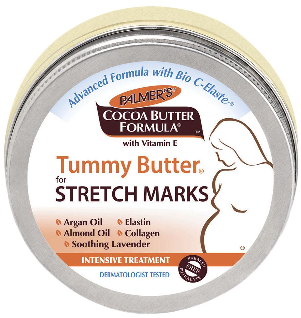 Palmer's Масло против растяжек в области живота с маслом какао и лавандой 125 г