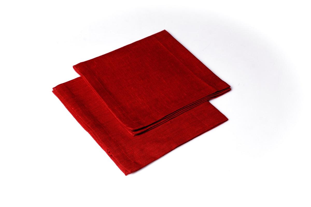 Салфетка сервировочная Гаврилов-Ямский Лен, цвет: красный, 42 x 42 см. 10со289910со2899Классическая сервировочная салфетка Гаврилов-Ямский Лен выполнена из натурального льна. Лён - поистине, уникальный природный материал, экологичнее которого сложно придумать. Изделия из льна обладают уникальными потребительскими свойствами: льняное постельное белье даст вам ощущение прохлады в жаркую ночь и согреет в холода, скатерти из натурального льна придадут вашему дому уют и тепло натурального материала, а льняные полотенца порадуют вас невероятно долгим сроком службы на вашей кухне.Размер: 42 х 42 см.
