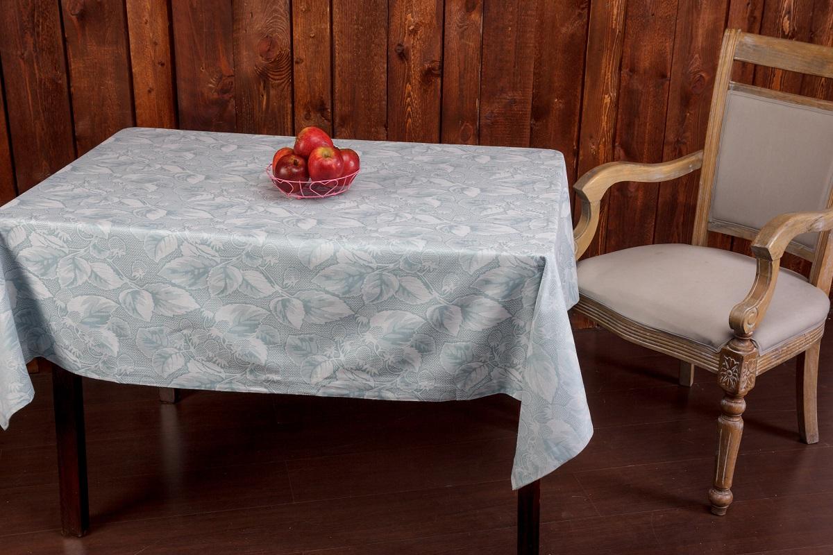 Скатерть Гаврилов-Ямский Лен, прямоугольная, 178 x 282 см. 1со51441со5144Однотонная скатерть из хлопка высокой плотности с жаккардовым рисунком.