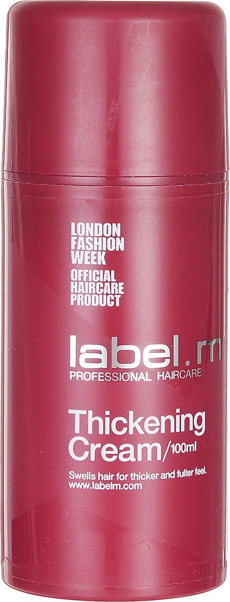 Label.m Крем для обьема, 100 млLFTC0100Термоактивный крем, делает волосы более объемными. Отруби, вишня барбадосская и плоды амазонского купуасу увлажняют и придают блеск. Создает хорошую базу для использования стайлинга, придающего объем. Содержит инновационный комплекс Enviroshield, который защищает волосы от термического воздействия во время укладки, от УФ лучей и воздействия окружающей среды, позволяет экспериментировать без вреда для волос.
