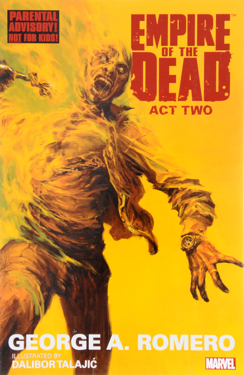 George Romero's Empire of the Dead: Act Two george harrison george harrison living in the material world
