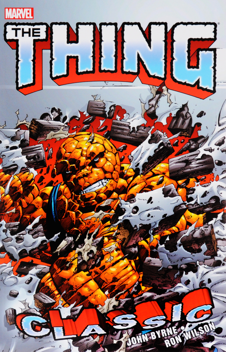 Thing Classic - Volume 2 deadpool classic volume 2