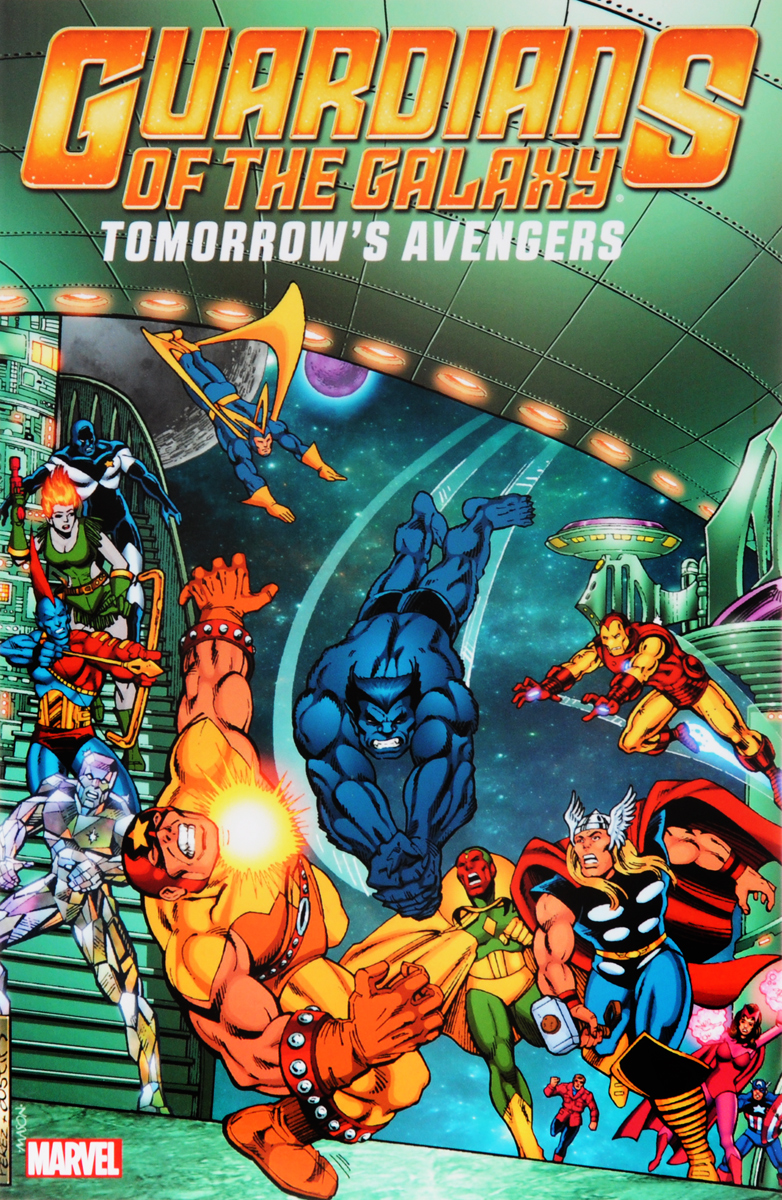 Guardians of the Galaxy: Tomorrow's Avengers, Volume 2 uncanny avengers volume 1 counter evolutionary