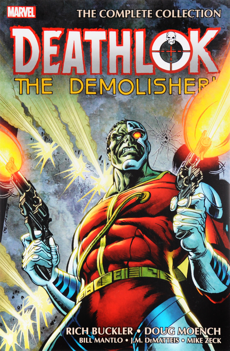Deathlok the Demolisher a new lease of death