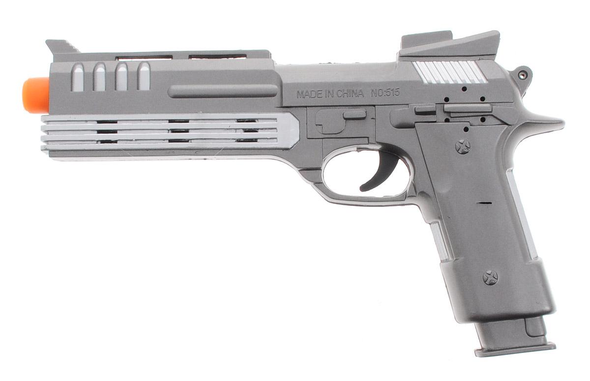 ABtoys Пистолет ARS-251 машинки hti паровозик roadsterz синий с вагоном звуковыми и световыми эффектами