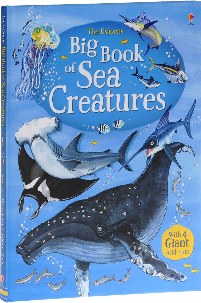 The Usborne Big Book of Sea Creatures (Big Books) the usborne big book of sea creatures big books page 4