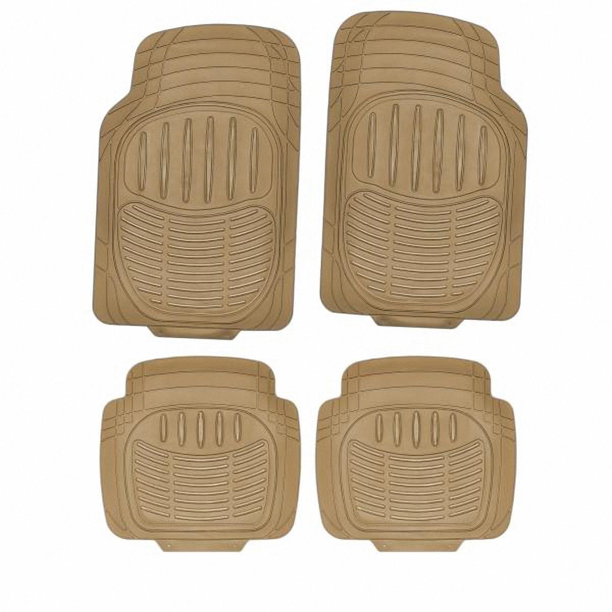 Комплект ковриков в салон Skyway. TS10014P-4 BE/S01702024TS10014P-4 BE/S01702024п:72*49см,з:44*48.5см