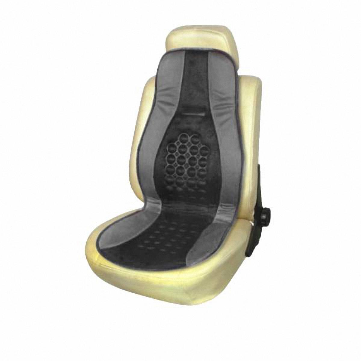 Накидка на сиденье Skyway, 20 шт. SW-102099 BK/GY /S01302003SW-102099 BK/GY /S01302003Накидки на сидения SKYWAY – это изящное сочетание стиля и качества. Выполненные из особого материала они расслабляют мышцы спины при поездке, благотворно влияя на позвоночник. Так просто получить ощущение легкого массажа. С ними салон становится уютнее, а сами сидения – удобнее.