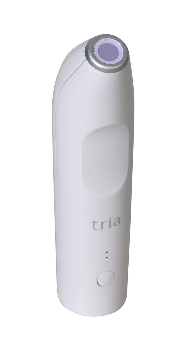 Tria Лазерный эпилятор Hair Removal Laser Precision812438021010Лазерный эпилятор для домашнего использования. Устройство для удаления нежелательных волос, адаптированное для безопасного использования в комфортной домашней обстановке. Тонкий, легкий и удивительно эргономичный прибор, разработанный специально для небольших, более чувствительных областей тела, таких как линия бикини или зоны подмышек. Отличный вариант для путешествий. Гарантирует гладкую кожу и быстрое сокращение роста волос после полного курса применения. Беспроводная система. С помощью зарядного устройства зарядите лазер, а затем пользуйтесь им в любом месте, где вам удобнее всего. Аппликатор - излучает лазерный свет во время применения. Прибор всегда готов к работе. Без дополнительных картриджей! Не нужно покупать дополнительные запасные части, никаких лишних расходов! Индивидуальная настройка: 3 уровня интенсивности светового импульса. Датчик типа кожи - функция, которая разблокирует устройство для безопасного использования. Защита от использования на темной коже. Световой индикатор – показывает уровень энергии, уровень зарядки аккумулятор, блокировку датчика кожи и статус устройства.
