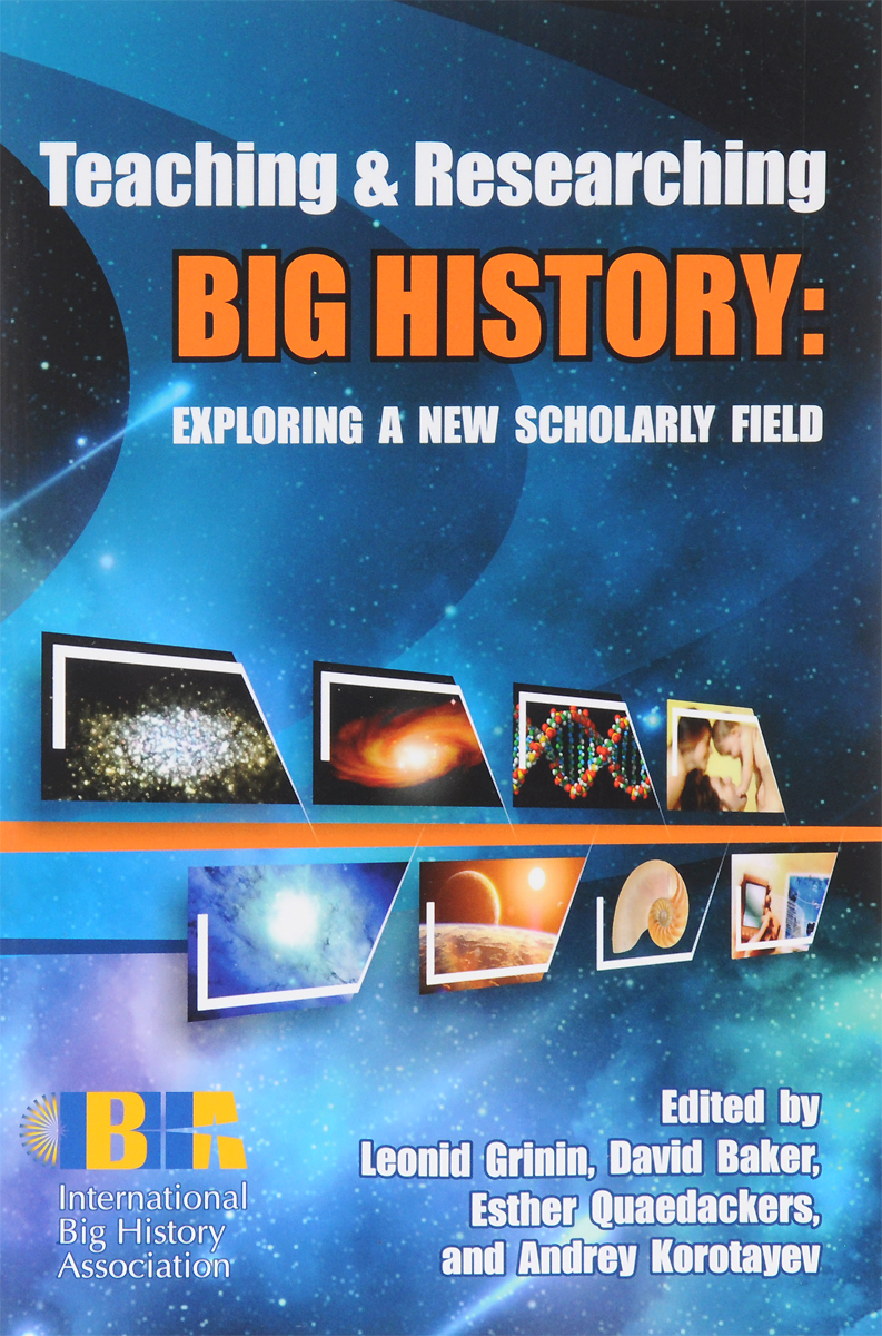 Teaching & Researching Big History: Exploring a New Scholarly Field big book of stars