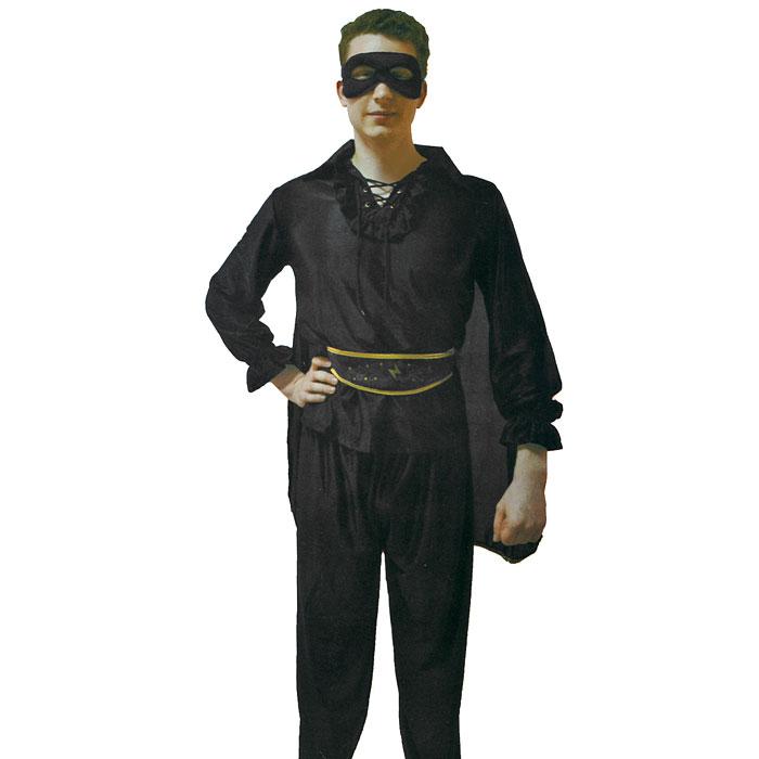 Маскарадный костюм Зорро. 26410 феникс презент маскарадный костюм для девочки лесная фея 6 8 лет