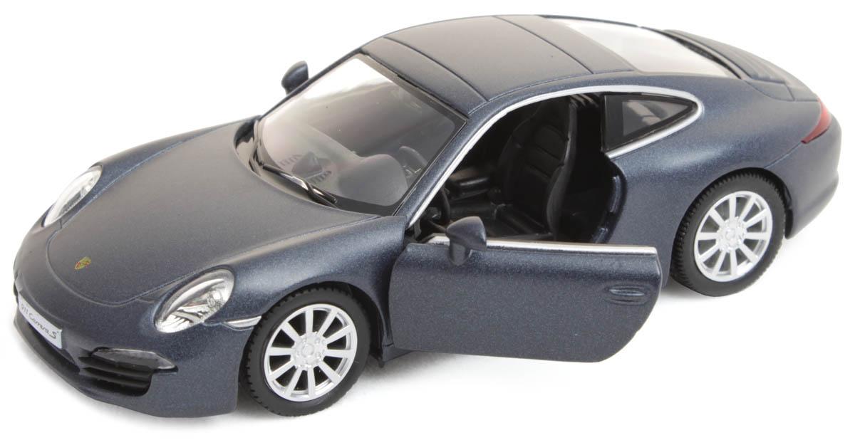 Рыжий Кот Модель автомобиля Porsche 911 И-1234 модель автомобиля 1 24 motormax porsche 911 turbo cabriolet