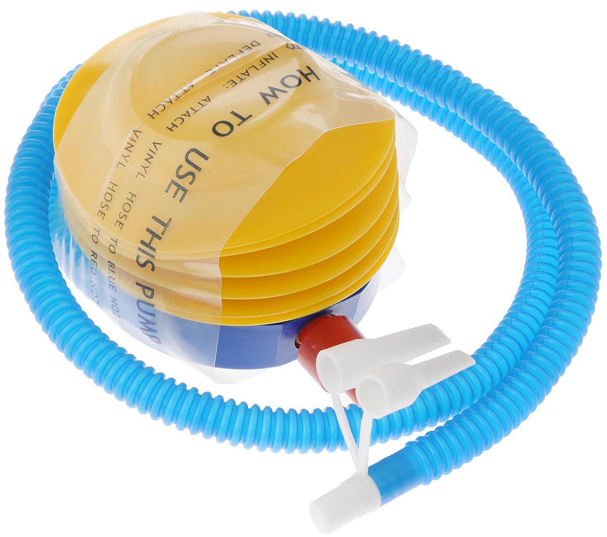 Насос для гимнастического мяча Starfit NSS-18УТ-00008418Star Fit NSS-18 - это ручной насос для накачивания гимнастического мяча и небольших надувных игрушек. Выполнен из пластика.В комплекте 3 насадки.Размер корпуса: 10 х 8,5 х 7 см.Длина шланга: 98 см.Гид по велоаксессуарам. Статья OZON Гид
