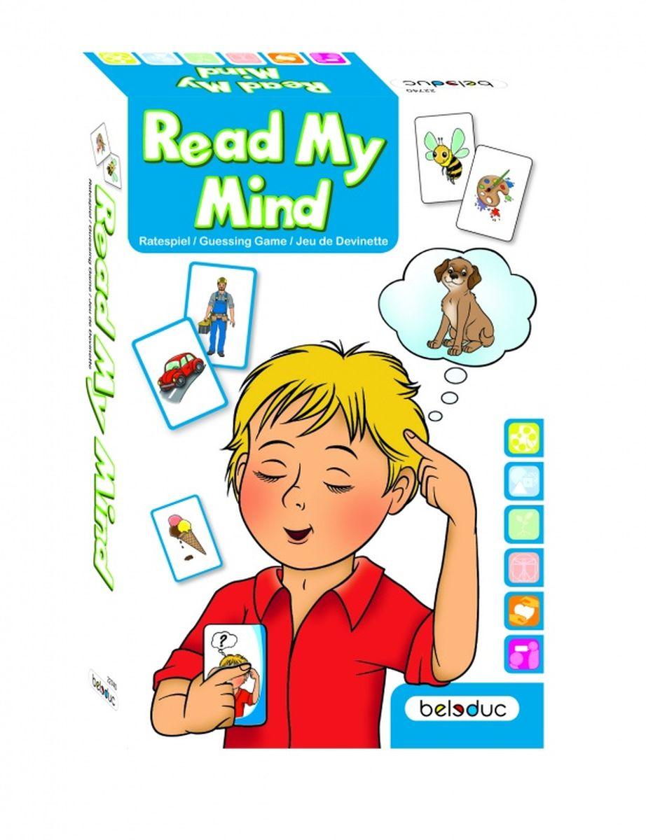 Beleduc Обучающая игра Прочти мои мысли