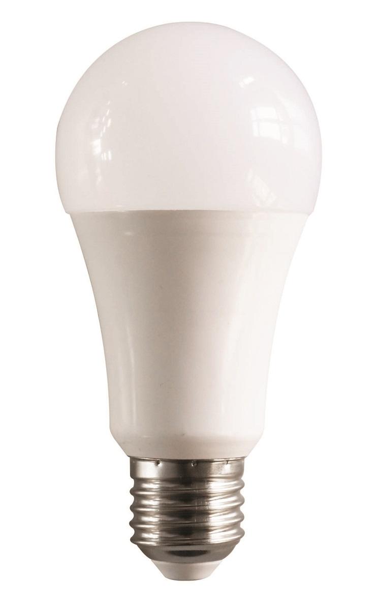 Лампа светодиодная Lieberg, нейтральный свет, цоколь Е27, 12WL0100100Светодиодная лампа (груша) LIEBERG мощностью 12Вт - это инновационный и экологичный источник света, позволяющий сэкономить до 90% на электроэнергии. Лампа не пульсирует, ресурс составляет 40 000 часов работы. Угол свечения 270°. Эффективный драйвер обеспечивает стабильную работу при резких перепадах входного напряжения (175 -265В).