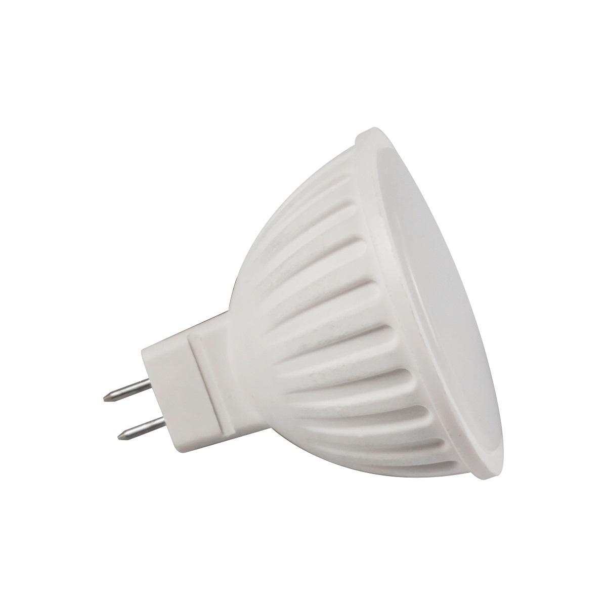 Лампа светодиодная Lieberg, нейтральный свет, цоколь GU5.3, 7WL0104040Светодиодная лампа (рефлектор) LIEBERG мощностью 7Вт - это инновационный и экологичный источник света, позволяющий сэкономить до 90% на электроэнергии. Лампа не пульсирует, ресурс составляет 40 000 часов работы. Угол свечения: 120°. Эффективный драйвер обеспечивает стабильную работу при резких перепадах входного напряжения (175 -265В).