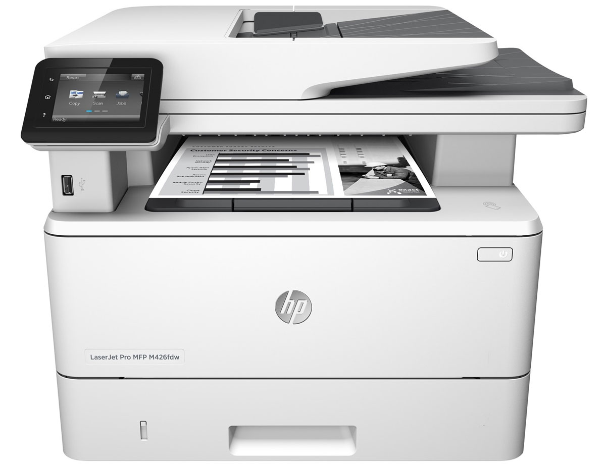 HP LaserJet Pro M426fdw (F6W15A) МФУ