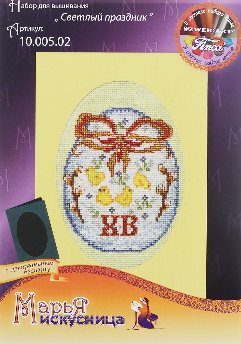 Набор для изготовления открытки Марья Искусница