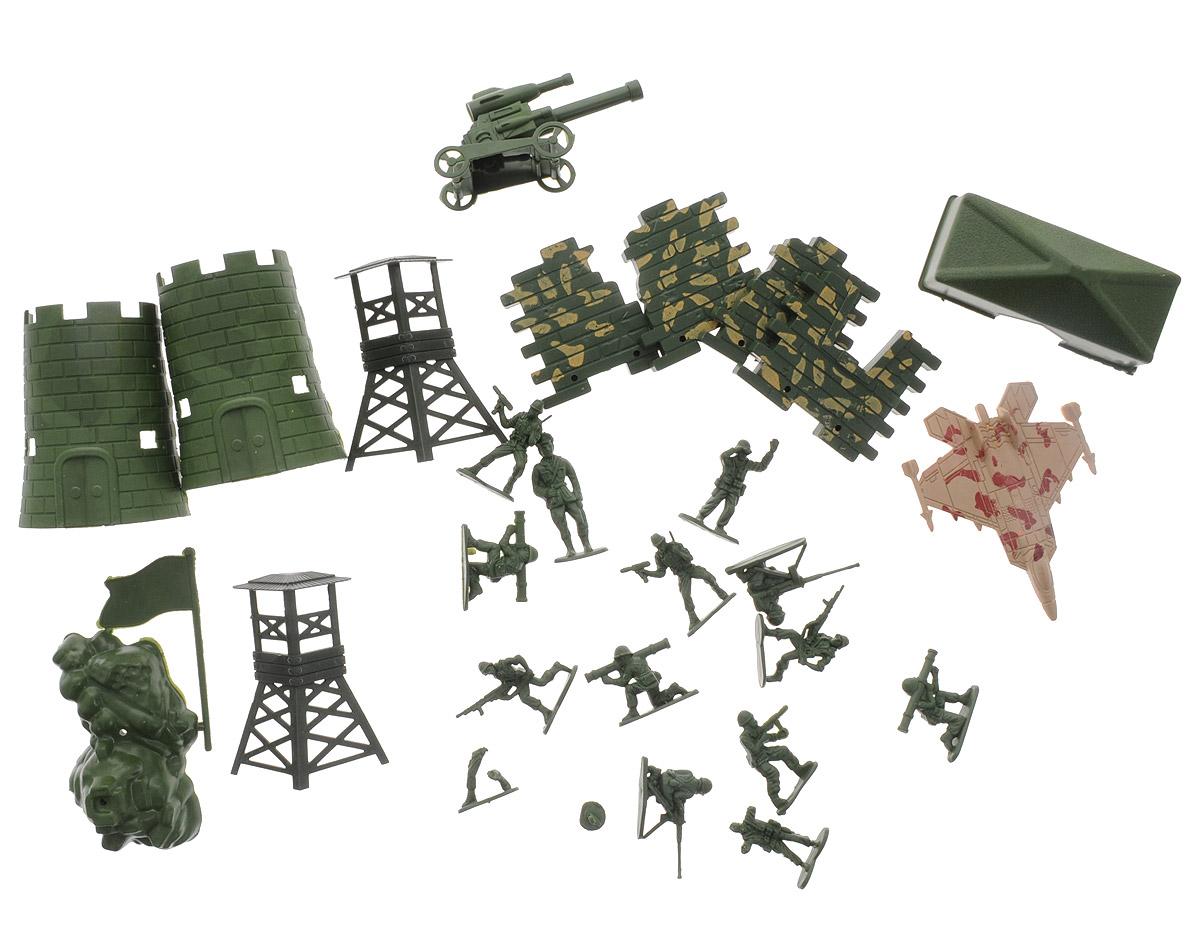 Junfa Toys Игровой набор Super Soldier игровой набор playmates toys патрульные багги леонардо и донателло