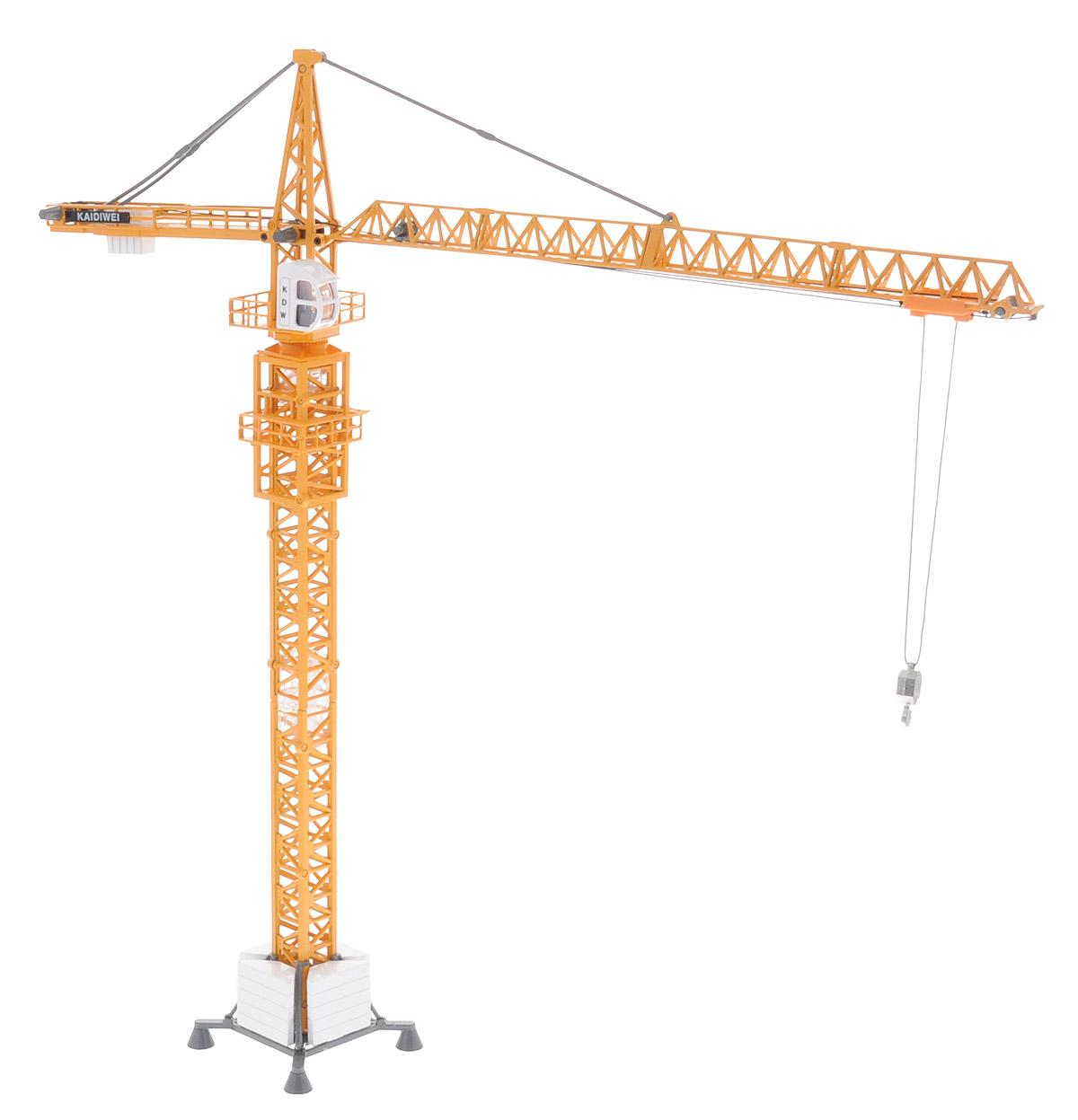 ABtoys Башенный кран полесье башенный кран агат 56429