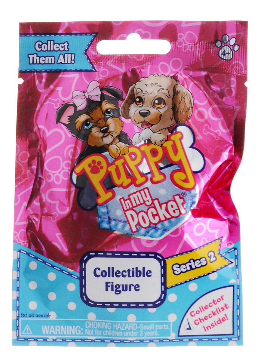 Puppy In My Pocket Фигурка Series 2 браслет puppy in my pocket со щенками в ассортименте
