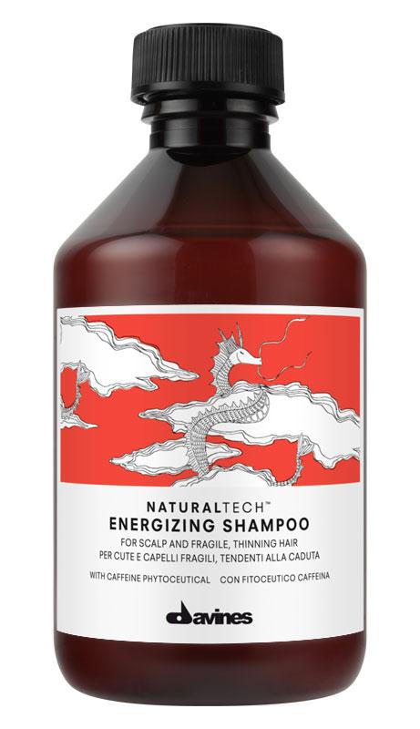 Davines Энергетический шампунь против выпадения волос New Natural Tech Energizing Shampoo, 250 мл недорого